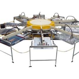 4000-4X Series Screen Printing Machine