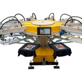 Compact CX Series Screen Printing Machine